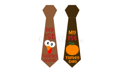My First Thanksgiving svg. Cutting file for Cricut and Silhouette, SVG, PNG, DXF