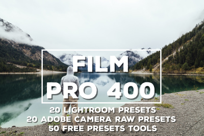 FILM Pro 400 -  Lightroom Presets