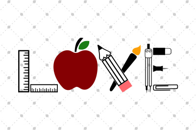 Back to School SVG files