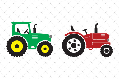Tractor SVG Files