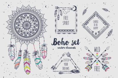 My Bohemian Set