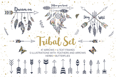 Tribal Set