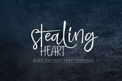 STEALING HEART Script