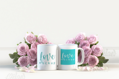 Mug Blank Mockup, Mug Mockup,Mug Mock Up,Coffee Mug Mock up,Empty Mug, Mockup,Styled Stock Photography,Instant Download, hight resolution - 01