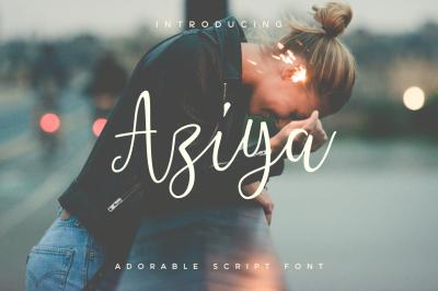 Aziya Script
