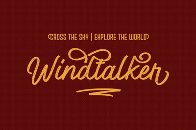 Windtalker Rough