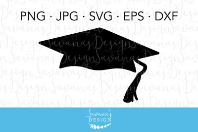 Graduation Cap SVG
