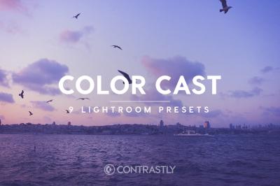 Color Cast Lightroom Presets