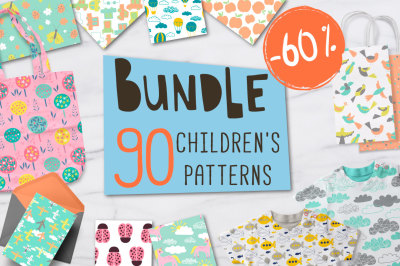 -60% off Bundle Children's Patterns