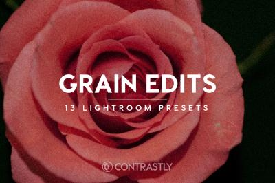 Grain Edits Lightroom Presets