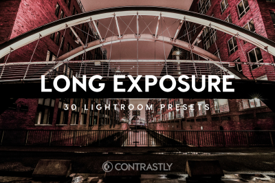 Long Exposure Lightroom Presets