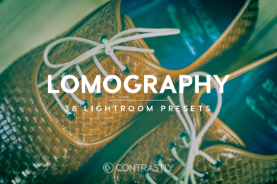 Lomography Lightroom Presets