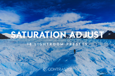 Saturation Adjust Lightroom Presets