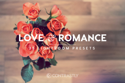 Love & Romance Lightroom Presets