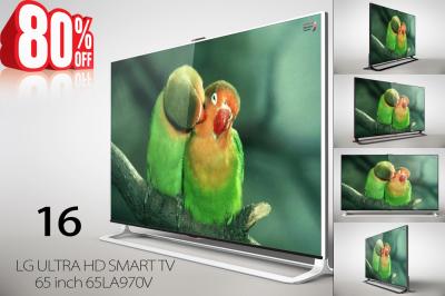 LG Ultra HD Smart Tv 65 inch