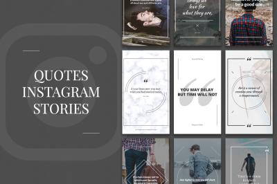 Quotes Instagram Stories