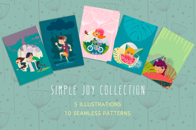 Simple Joy Collection