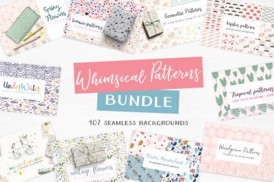 Whimsical Patterns Bundle