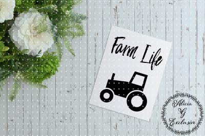 Farm Life - Tractor