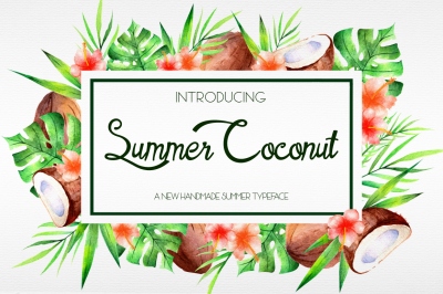 Summer Coconut