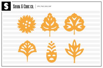 'Fall Foliage' cut files