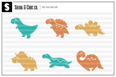 'Adorable Dinos' cut files