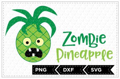Zombie pineapple