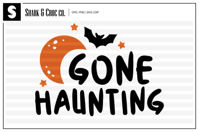 'Gone Haunting' cut file