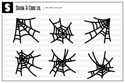 'Spider Web' cut files