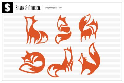 'The Fox' cut files