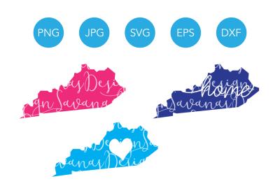 Kentucky SVG File, Kentucky SVG Designs, Kentucky Home SVG, Svg Kentucky, Kentucky Cut File, Kentucky Dxf, Kentucky Svg Files for Cricut