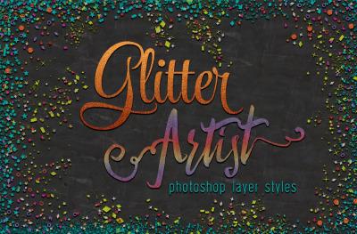 Glitter Artist