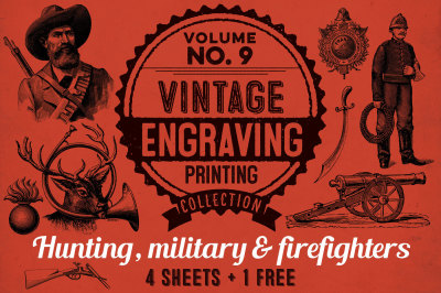 Hunting/Military/Firefighters + bonus