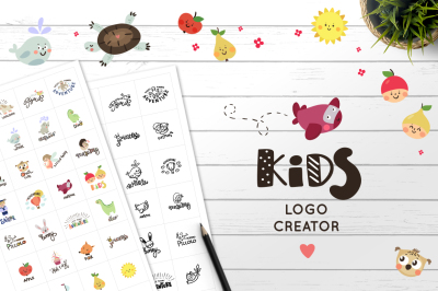 Logo creator for kids