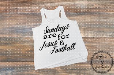 Sundays Jesus Football