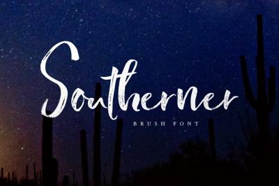Southerner Script Font