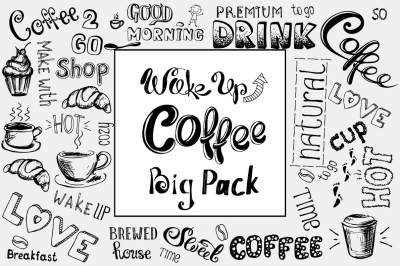 Big Pack COFFEE elements