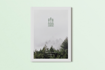 SEQUOIA Magazine Template