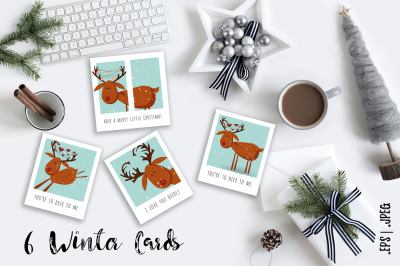 Cute Winter Cards - 2
