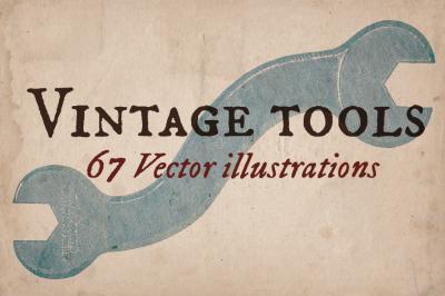 67 Vintage Tools