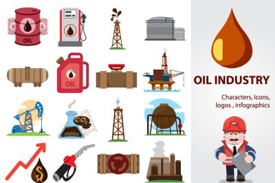 Oil-producing industry