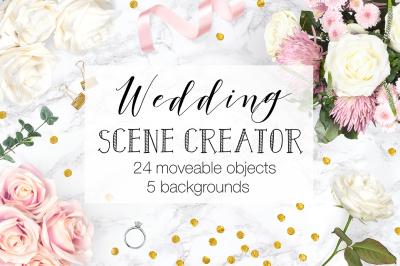 Wedding Scene Creator - Top View