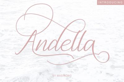 Andella Script