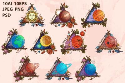 Set Solar System