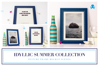 Idyllic Summer Collection