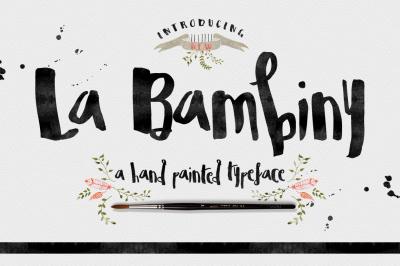 La Bambiny Font