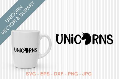 Unicorns SVG