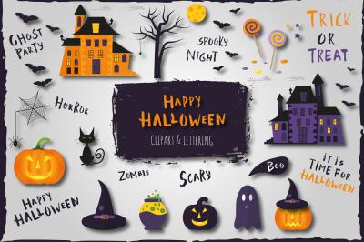 Halloween Design Pack