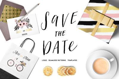 Save the date kit