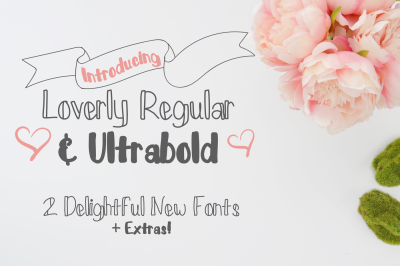 Loverly Font Family